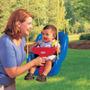 Columpio Little Tikes Azul Infantil De 9 Meses Hasta 4 Años.
