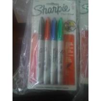 Marcador Sharpie 4 Colores