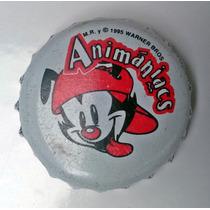 Animaniacs Pepsi Sonrics Corcholata Ficha