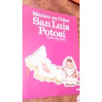 México En Color , San Luis Potosí Cuaderno Para Iluminar (5)