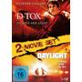 Dvd Doble Sylvester Stallone Day Light Dtox La Luz Del Dia
