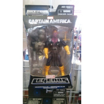 Marvel Legends Capitan America Baron Zemo