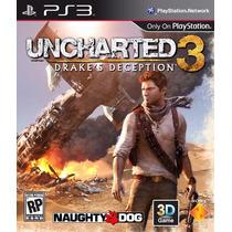 Uncharted 3 Venta Y Cambio