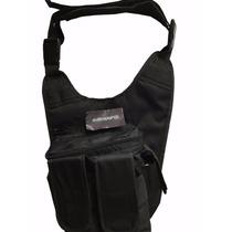 Push Bag Multifuncional Con Porta Cargador R15