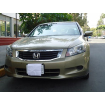Parrila Honda Accord 2008 2009 2010 Con Emblema Grille