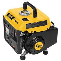 Generador Eléctrico A Gasolina Portátil, 800 W