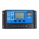 Controlador O Regulador De Carga De 30 Amps
