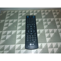 Control Remoto Para Dvd Lg Mod. Akb35840201