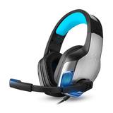 Redlemon Audífonos Gamer Hd Led Estéreo 360° Hunterspider V4