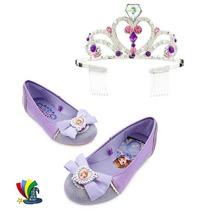 Princesita Sofia Original Disney Store Corona Zapatos