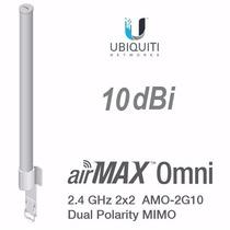 Antena Omni Bidireccional Amo-2g10 Ubiquiti Network