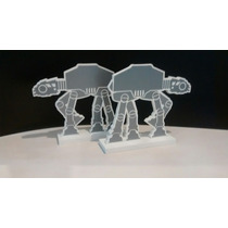 Fiesta Star Wars At-at Decorativo, Centro De Mesa