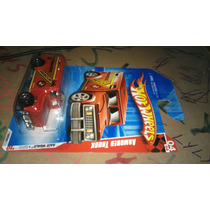Hot Wheels Armored Truck Camioneta De Valores Lyly Toys