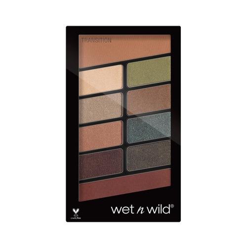 Paleta De Sombras Comfort Zone Wet N Wild Sll