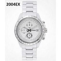 51076f4703aa Reloj Express Blanco