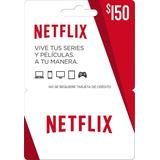 Tarjeta De Regalo Netflix 300