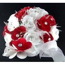 Ramo Bouquet Rosas Cristal