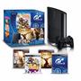 Playstation 3 Ps3 Slim 500gb + 4 Juegos Completamente Nuevo.