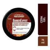 Crema Definición Barba Cabello Men Expert Loreal 75ml