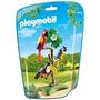 Playmobil 6653 Animales Zoo Aves Exoticas Tucan Guacamayas J