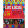 Los Locos Del Ritmo Lp Disco De Oro Del Rock 1975