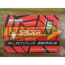 Alarma Spider Sr-3900 Anti-asalto