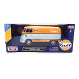 1:24 Vw Type 2 T1 Delivery Panel Van Combi Gulf Motor Max