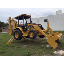 Retro Cat 416c 4x4 Extension Recien Importada Excelent