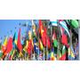 Lote 8 Banderas De Países90x150cm, Previo Acuerdo, Con Envío