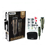 Maquina Wahl Barber Combo Legend Clipper+trimmer Profesional