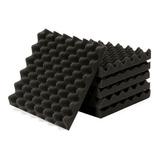Kit 100pzas Panel Acústico Perfilado 30x30x3.5 Mas Pegamento