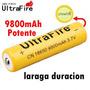 Pila Bateria 18650 9800mah Recargable Potente Larga Duracion