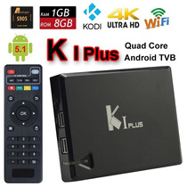 Smart Tv Box Ki Plus Android 5.1 1gb/ 8 Gb Con Air Mouse