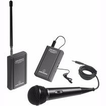 Audio Technica Atr288w Vhf Twinmic System