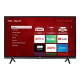 Smart Tv Tcl 40s331-mx Led Full Hd 40