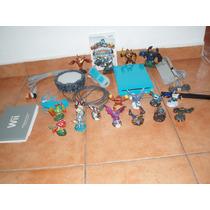Consola Wii Con Skylanders