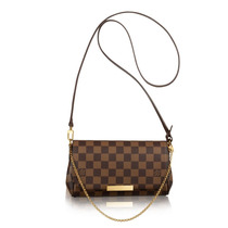 Nueva! Louis Vuitton Favorite Pm 100%original Bolsa Lv 100%
