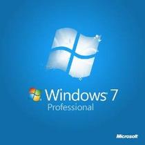Windows 7 Professional De 64 Bits Sp1 Versión Dvd Y Coa Clav