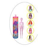 Barbie Color Revela 7 Sorpresas Descubre Con El Agua Nueva