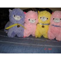 Geniales E Increibles Alpacas Varios Colores.100% Calidad