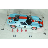 Ford Gulf Gt 40 1969 Limited Edition 1:12 Item 12073 By Gmp