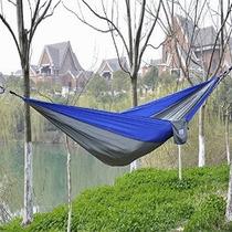Paracaídas Nylon Portátil Tela Viaje Que Acampa Hamaca