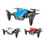 Mini Drone Portatil De Bolsillo Plegable S9 Camara Wifi Pckt
