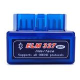 Escaner Automotriz Elm 327 Obd2 Bluetooth Para Android