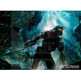 Posters Videojuegos 10 Piezas Halo, Gears, Fornite, Envío Gr