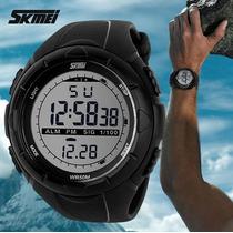 Reloj Tipo Militar Sport Navy Seal 4 Colores Sumergible 50m
