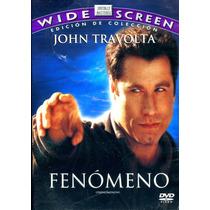 Dvd Fenomeno ( Phenomenon ) 1995 - Jon Turteltaub / John Tra
