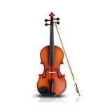 Violin 4-4 Acustico Profesional Madera Estuche Y Accesorios