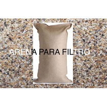 Paquete De Bultos De Arena Silica Para Filtro