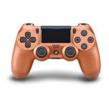 Control Joystick Sony Dualshock 4 Metallic Copper